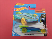 HOT WHEELS - HW FORMULA SOLAR - X RAYCERS - SHORT CARTE - VOITURE - R 5684
