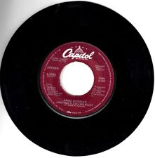 """ANNE MURRAY! - """"ANOTHER SLEEPLESS NIGHT"""" B/W """"SHOULD HAVE BEEN EASY"""" VPI CLEAN!"""