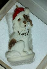 1999 Christmas Ornament Cappy Made in Italy