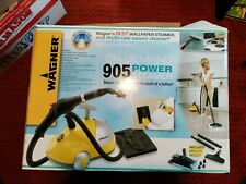 Wagner 905 On-Demand Power Steamer Car Detail & Home Use, Disinfects And Cleans!