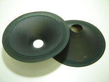 """Pr. 12"""" Paper Speaker Cones -- Recone Parts -- 1239"""