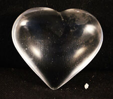 Coeur Quartz 56 Grammes