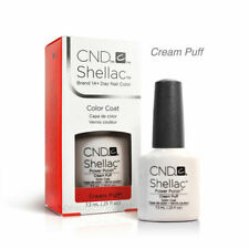 CND Shellac UV Nail GEL Polish Cream Puff 501