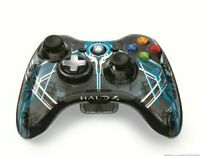 Xbox 360 Halo 4 Limited Edition Wireless Controller Bulk Shipping