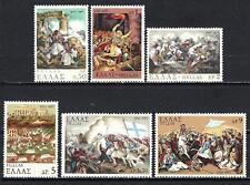 Grèce -Greece 1971 guerre d'indépendance Yvert n° 1057 à 1062 neuf ** 1er choix