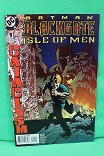 Batman Blackgate Isle of Men #1 Cataclysm Eight DC Comic Comics VF Condition
