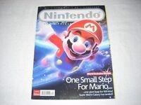 Nintendo Official Magazine Issue 23 December 2007 Super Mario Galaxy