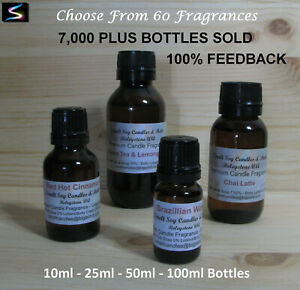 Premium Quality Fragrance Oils Candle Supplies, Soaps, Oil Burners, Soy Palm Wax