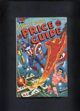 Overstreet Comic Book Price Guide 10Th Edition - #10 Schomburg Timely issue