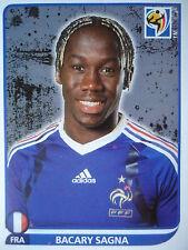 Panini 93 Bacary Sagna Frankreich FIFA WM 2010 Südafrika