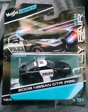 Maisto 2016 Toy Fair Limited Edition 2009 NISSAN GTR R35 JDM SKYLINE Hotwheels