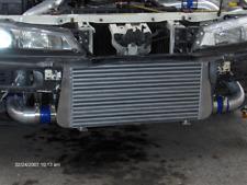 CXRacing FMIC INTERCOOLER KIT For 89-99 S15 S14 SR20DET 240SX w/ BOV Blue Hose