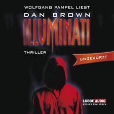 DAN BROWN - Illumminati - 6 CDs    .....A71