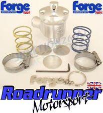 FORGE FMDV008PA SIDE EXIT RECIRCULATING DUMP VALVE GOLF MK4 1.8 TURBO SILVER