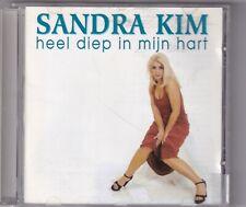 CD : Sandra Kim – Heel Diep In Mijn Hart