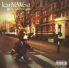 Late Orchestration: Live at Abbey Road Studios [PA] by Kanye West (CD, May-2006, Mercury)