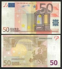 European Union 50 Euros 2002 (H007E1) P 4m OFFER !