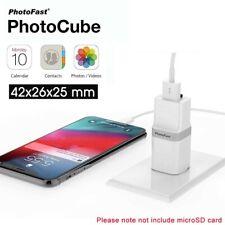 USB 3.1 Smart Backup Charge For Apple Devices PhotoFast PhotoCube AU STOCK