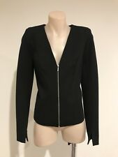 Country Road stunning black ponte tailored jacket!! REDUCED!