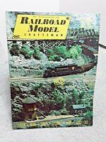 Railroad Model Craftsman Magazine April 1968 Z N HO S O G vintage