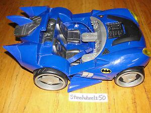 DC Super Friends My First Batmobile Vehicle Fisher Price Batman Comics Car RARE