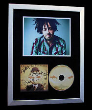 COUNTING CROWS+SIGNED+FRAMED+DESSERT LIFE+JONES=100% GENUINE+EXPRESS GLOBAL SHIP