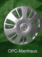 OPEL Radkappe 15 Zoll 6006095  -einzeln- Corsa-D  Adam Neu & Original 13214814