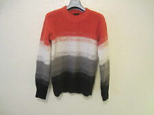 Joseph Alpaca Mohair-Blend Striped Sweater