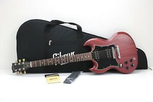 Gibson Les Paul Special Faded ★ USA 2009 ★ LEFTHAND ★ Worn Cherry ★ WOW ★