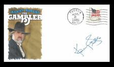 Kenny Rogers The Gambler Autograph Reprint Collector's Envelope OP1424