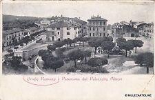 # ORIOLO ROMANO: PANORAMA DAL PALAZZETTO ALTIERI - 1907