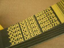 John Deere V-Belt  R503726, BELT 8PK1440