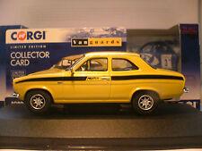 SUPERB NEW RARE VANGUARDS 1/43 1972 FORD ESCORT MK1 MEXICO RIGHT HAND DRIVE NLA