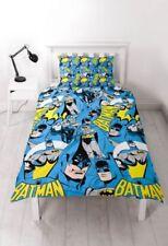 Linge de lit et ensembles pour enfant DC Comics en microfibre
