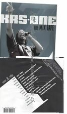 CD--KRS-ONE | --THE MIX TAPE