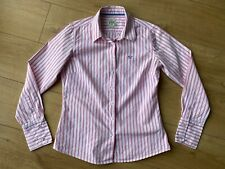 Women's / Ladies Shirt by CREW CLOTHING - Size UK 10 - Classic Fit