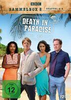 Kris Marshall - Death in Paradise - Sammelbox 2 12DVD NEU OVP VÖ 19.06.2020