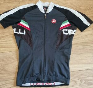Castelli Cycling Jersey - Size Medium