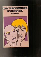 Nevo, Ruth; Comic Transformations in Shakespeare