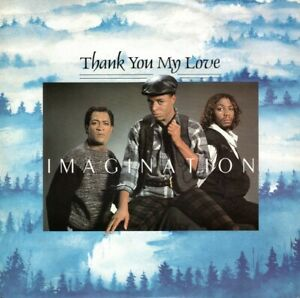 """Imagination - Thank You My Love (12"""")"""