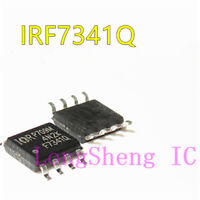 10 PCS IRF7341Q SOP-8 IRF7341 F7341 F7341Q SMD HEXFET Power MOSFET NEW