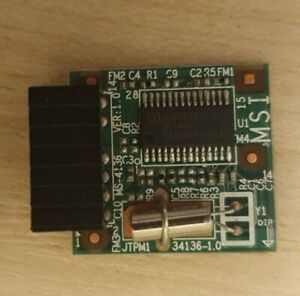 MSI MS-4136 TPM 1.2 Trusted Platform Module Infineon Chip