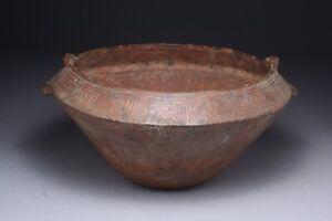 Grande coupe évasée Equateur - Colombie 500 -1500  Art Précolombien