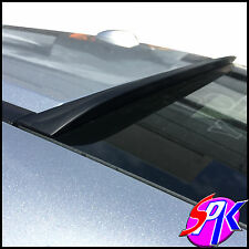 SPK 244R Fits: Subaru WRX 2007-14 4dr Polyurethane Rear Roof Window Spoiler