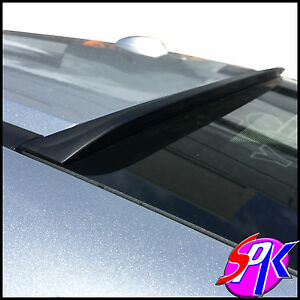 SPK 244R Fits: Dodge Challenger 2008-on Polyurethane Rear Roof Window Spoiler