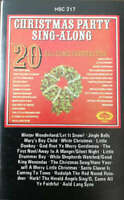 Unknown Artist - Christmas Party Sing-Along - 20 All-Time Favourites (CASSETTE)