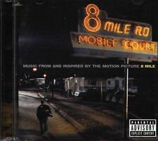 Eminem - 8 MILES Original Soundtrack  - Japan CD+DVD