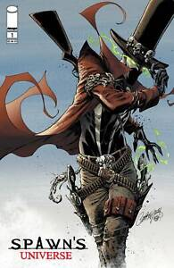 Spawn's Universe #1 Variant Pre-Sale, Ships on 6-23-2021