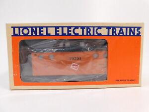 Used Lionel 6-19701 Milwaukee Road Porthole Caboose w/Box