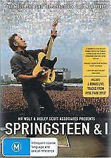 SPRINGSTEEN AND I DVD - NEW & SEALED BRUCE SPRINGSTEEN,E STREET BAND,& McCARTNEY